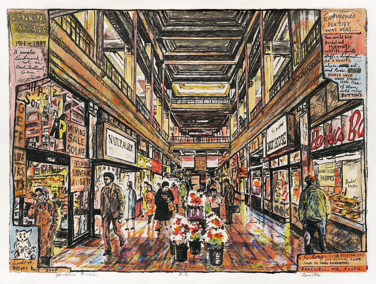 Jenkins Arcade