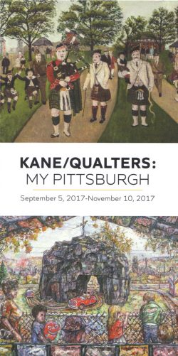 Kane/Qualters: My Pittsburgh